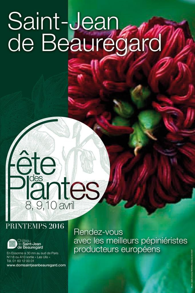 Fête des plantes Saint Jean Beauregard