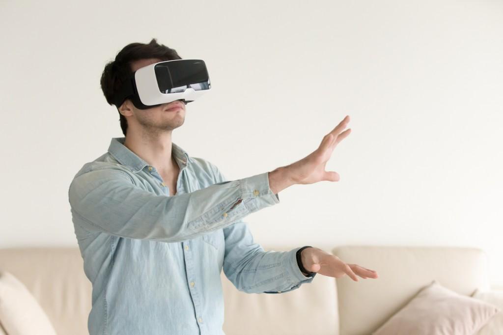 Venez essayer la réalité virtuelle !