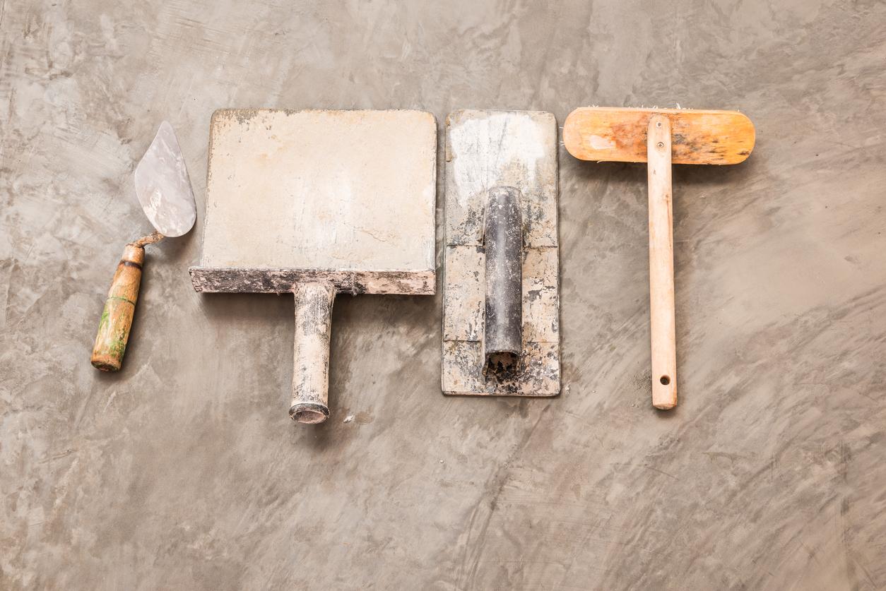 Relooking d 39 int rieur pour une nouvelle vie actualit s for Mettre du beton cire